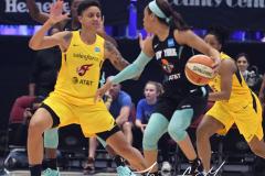 WNBA - New York Liberty 80 vs. Indiana Fever 81 (46)