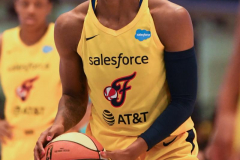 WNBA - New York Liberty 80 vs. Indiana Fever 81 (50)