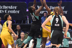 WNBA - New York Liberty 80 vs. Indiana Fever 81 (58)