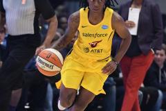 WNBA - New York Liberty 80 vs. Indiana Fever 81 (61)