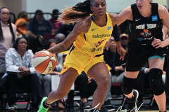 WNBA - New York Liberty 80 vs. Indiana Fever 81 (63)