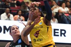 WNBA - New York Liberty 80 vs. Indiana Fever 81 (64)