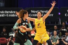 WNBA - New York Liberty 80 vs. Indiana Fever 81 (67)