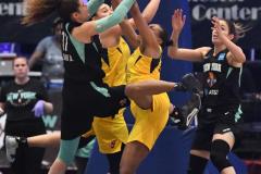 WNBA - New York Liberty 80 vs. Indiana Fever 81 (69)