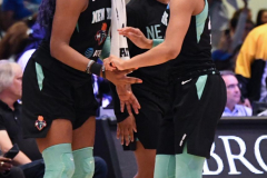 WNBA - New York Liberty 80 vs. Indiana Fever 81 (71)