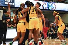 WNBA - New York Liberty 80 vs. Indiana Fever 81 (74)