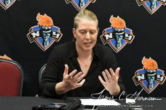 WNBA - New York Liberty 80 vs. Indiana Fever 81 (75)