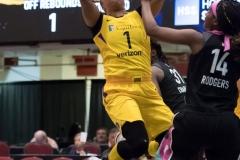 WNBA - New York Liberty 81 vs. Los Angeles Sparks 82 (10)