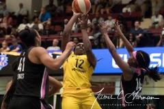 WNBA - New York Liberty 81 vs. Los Angeles Sparks 82 (13)