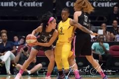 WNBA - New York Liberty 81 vs. Los Angeles Sparks 82 (16)