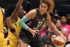 WNBA - New York Liberty 81 vs. Los Angeles Sparks 82 (34)