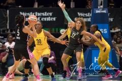 WNBA - New York Liberty 81 vs. Los Angeles Sparks 82 (36)