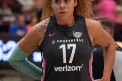 WNBA - New York Liberty 81 vs. Los Angeles Sparks 82 (40)