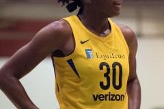WNBA - New York Liberty 81 vs. Los Angeles Sparks 82 (42)