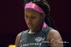 WNBA - New York Liberty 81 vs. Los Angeles Sparks 82 (46)