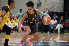 WNBA - New York Liberty 81 vs. Los Angeles Sparks 82 (47)