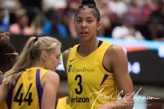 WNBA - New York Liberty 81 vs. Los Angeles Sparks 82 (48)