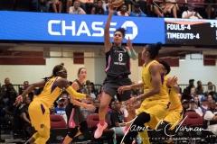WNBA - New York Liberty 81 vs. Los Angeles Sparks 82 (49)