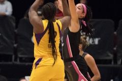 WNBA - New York Liberty 81 vs. Los Angeles Sparks 82 (51)