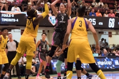 WNBA - New York Liberty 81 vs. Los Angeles Sparks 82 (54)