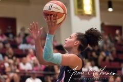 WNBA - New York Liberty 81 vs. Los Angeles Sparks 82 (55)