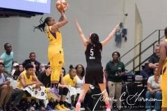 WNBA - New York Liberty 81 vs. Los Angeles Sparks 82 (57)