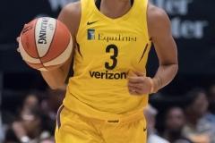 WNBA - New York Liberty 81 vs. Los Angeles Sparks 82 (8)