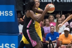 WNBA - New York Liberty 81 vs. Los Angeles Sparks 82 (9)