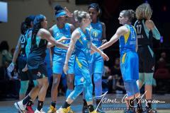 WNBA - New York Liberty 83 vs. Chicago Sky 91 (10)
