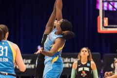 WNBA - New York Liberty 83 vs. Chicago Sky 91 (11)
