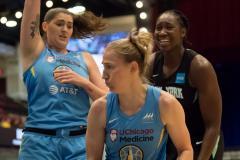 WNBA - New York Liberty 83 vs. Chicago Sky 91 (20)