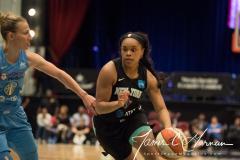 WNBA - New York Liberty 83 vs. Chicago Sky 91 (48)
