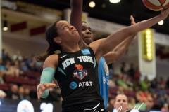 WNBA - New York Liberty 83 vs. Chicago Sky 91 (50)