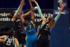 WNBA - New York Liberty 83 vs. Chicago Sky 91 (51)