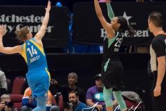 WNBA - New York Liberty 83 vs. Chicago Sky 91 (53)