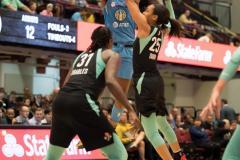 WNBA - New York Liberty 83 vs. Chicago Sky 91 (54)