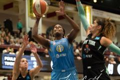 WNBA - New York Liberty 83 vs. Chicago Sky 91 (56)