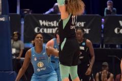 WNBA - New York Liberty 83 vs. Chicago Sky 91 (57)