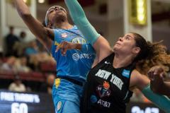 WNBA - New York Liberty 83 vs. Chicago Sky 91 (58)