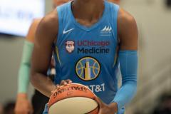 WNBA - New York Liberty 83 vs. Chicago Sky 91 (59)