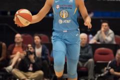 WNBA - New York Liberty 83 vs. Chicago Sky 91 (60)