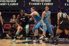 WNBA - New York Liberty 83 vs. Chicago Sky 91 (61)