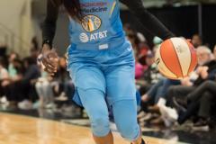 WNBA - New York Liberty 83 vs. Chicago Sky 91 (62)