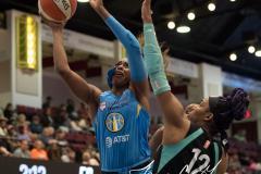 WNBA - New York Liberty 83 vs. Chicago Sky 91 (64)
