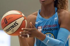 WNBA - New York Liberty 83 vs. Chicago Sky 91 (65)