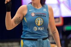 WNBA - New York Liberty 83 vs. Chicago Sky 91 (66)
