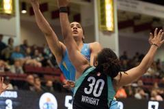 WNBA - New York Liberty 83 vs. Chicago Sky 91 (69)
