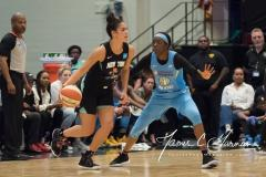 WNBA - New York Liberty 83 vs. Chicago Sky 91 (70)