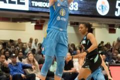WNBA - New York Liberty 83 vs. Chicago Sky 91 (71)
