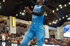 WNBA - New York Liberty 83 vs. Chicago Sky 91 (72)